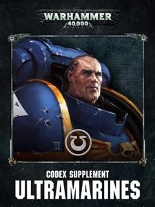 Codex Supplement: Ultramarines (Enhanced Edition) Book Cover