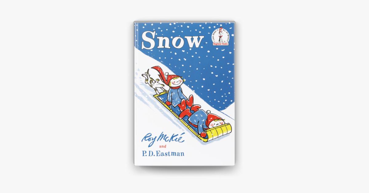 Snow - P.D. Eastman