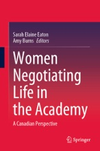 Women Negotiating Life In The Academy