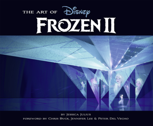 The Art of Frozen 2 Libro Cover