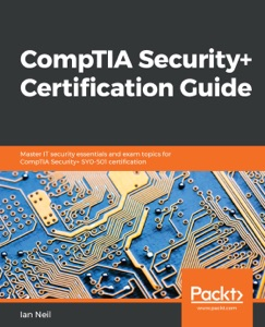 CompTIA Security+ Certification Guide Book Cover