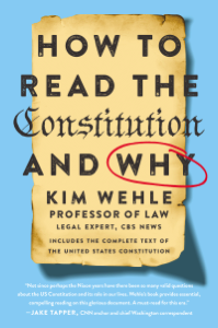How to Read the Constitution--and Why Book Cover