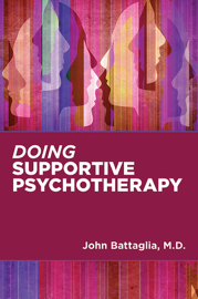 Doing Supportive Psychotherapy