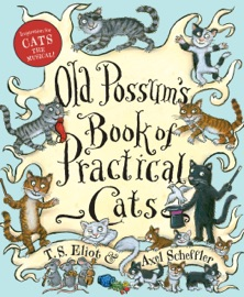 Old Possum S Book Of Practical Cats With Full Color Illustrations