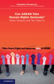 Download and Read Online Can ASEAN Take Human Rights Seriously?