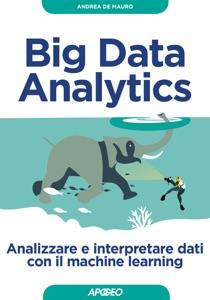 Big Data Analytics Book Cover