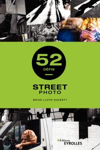 Street photo - 52 défis La couverture du livre martien