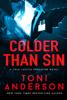 Toni Anderson - Colder Than Sin artwork