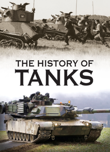 The History of Tanks Buch-Cover
