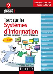 Tout sur les systèmes d'information - 4e éd. Couverture de livre