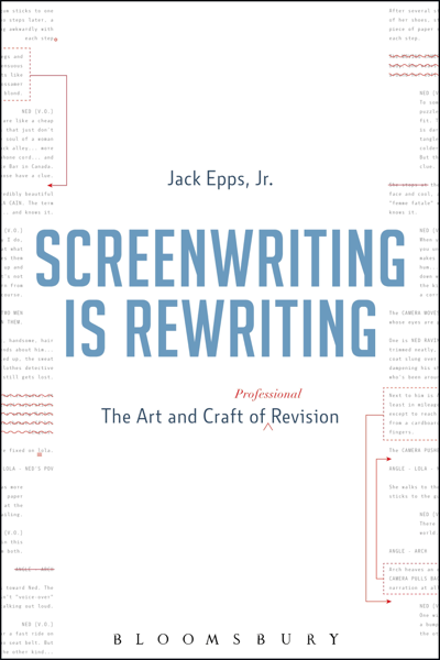 Screenwriting is Rewriting