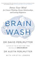 David Perlmutter - Brain Wash artwork