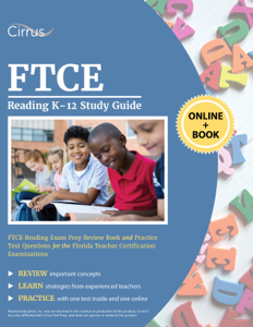 FTCE Reading K–12 Study Guide Book Cover