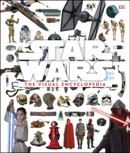 Star Wars: The Visual Encyclopedia Book Cover