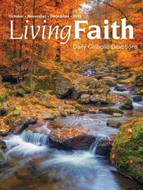 Living Faith October, November, December 2019