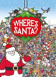 Where's Santa? Book Cover
