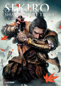 SEKIRO: SHADOWS DIE TWICE 公式ガイドブック Book Cover