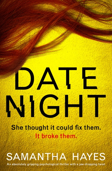 Date Night - Samantha Hayes book cover