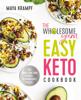 Maya Krampf - The Wholesome Yum Easy Keto Cookbook artwork