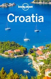 Croatia Travel Guide Book Cover