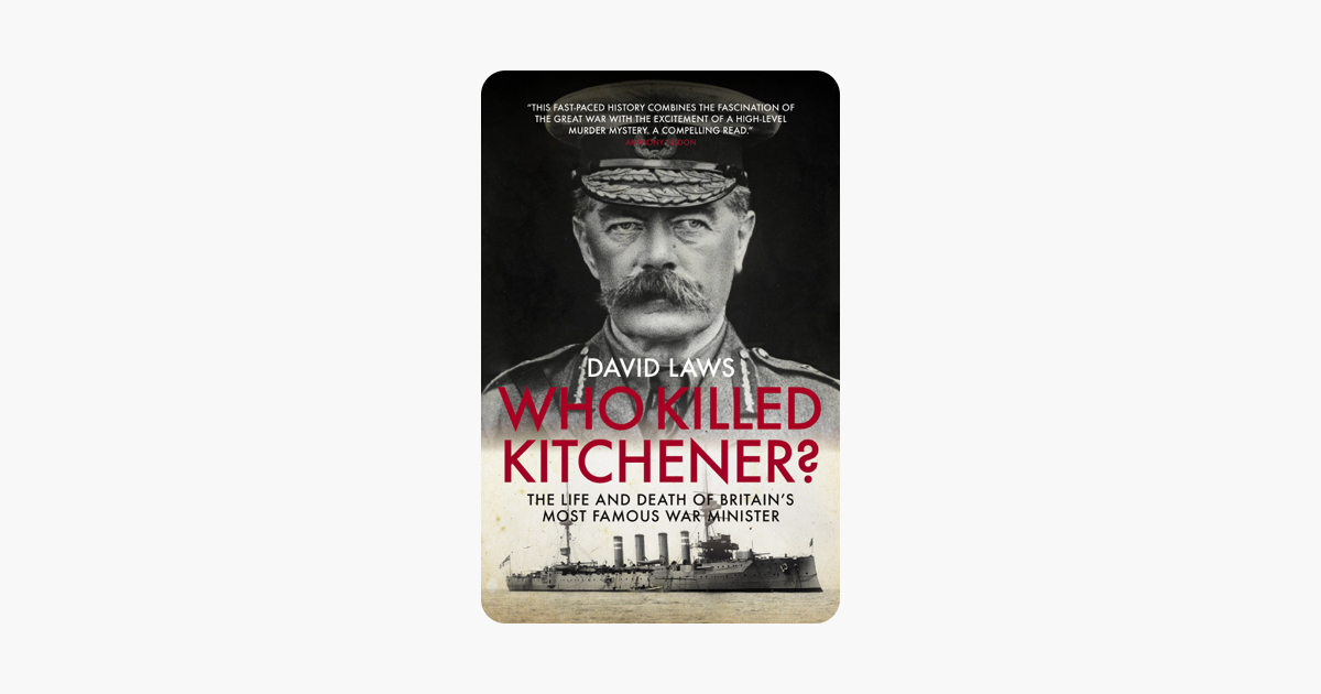 ‎Who Killed Kitchener?
