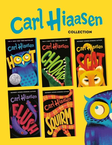 Carl Hiaasen - Carl Hiaasen 5-Book Collection