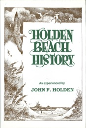 Holden Beach History