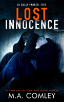 M A Comley - Lost Innocence artwork