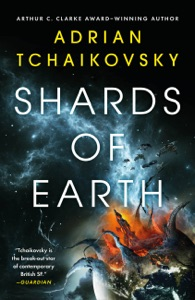 Shards of Earth Book Cover