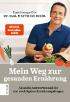 Dr. med. Matthias Riedl - Mein Weg zur gesunden Ernährung artwork