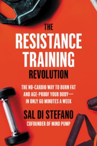 The Resistance Training Revolution Book Cover