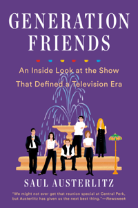 Generation Friends Libro Cover