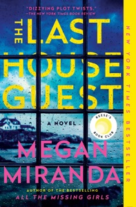 The Last House Guest Book Cover