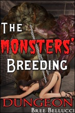 The Monsters' Breeding Dungeon (The Overlord's Depraved Tales)