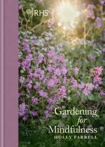 RHS Gardening for Mindfulness Book Cover