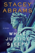 While Justice Sleeps Book Cover