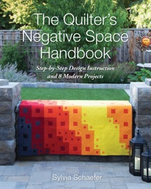 THE QUILTERS NEGATIVE SPACE HANDBOOK