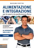 Alimentazione e integrazione per lo sport e l'attività fisica. 2 ed. Book Cover