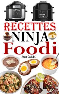 Recettes Ninja Foodi Couverture de livre