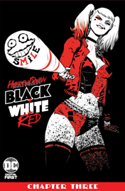 Harley Quinn Black + White + Red (2020-) #3
