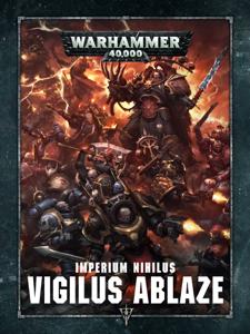 Imperium Nihilus: Vigilus Ablaze Book Cover