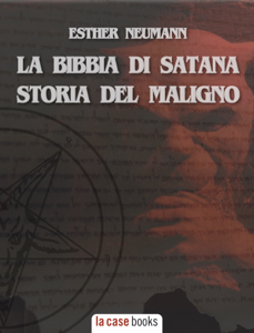 La Bibbia di Satana Libro Cover