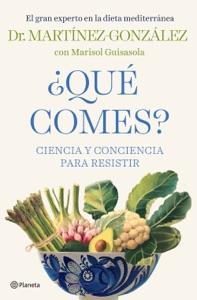 ¿Qué comes? Book Cover