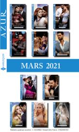 Pack mensuel Azur : 11 romans (Mars 2021)