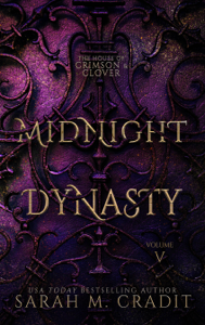 Midnight Dynasty Book Cover