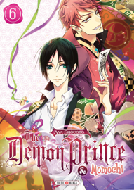 The Demon Prince and Momochi T06