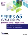 Wiley Series 65 Securities Licensing Exam Review 2019  Test Bank