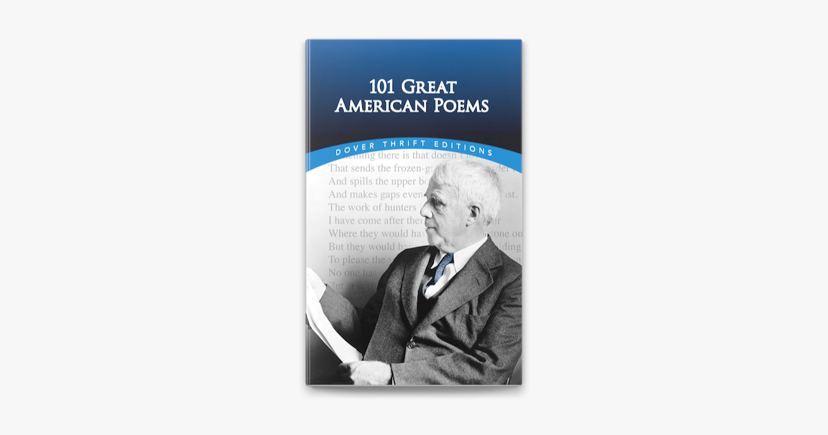 101 Great American Poems On Apple Books