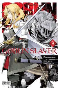 Goblin Slayer, Vol. 9 (manga) Copertina del libro