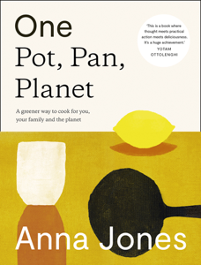 One: Pot, Pan, Planet Boekomslag